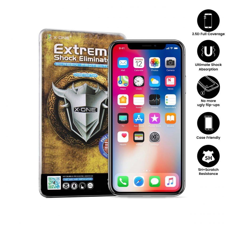 Extreme Full Screen_ALL Model_iPhone X