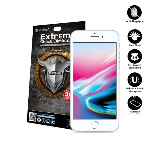Extreme Matte ALL MODELS iPhone 8 Plus