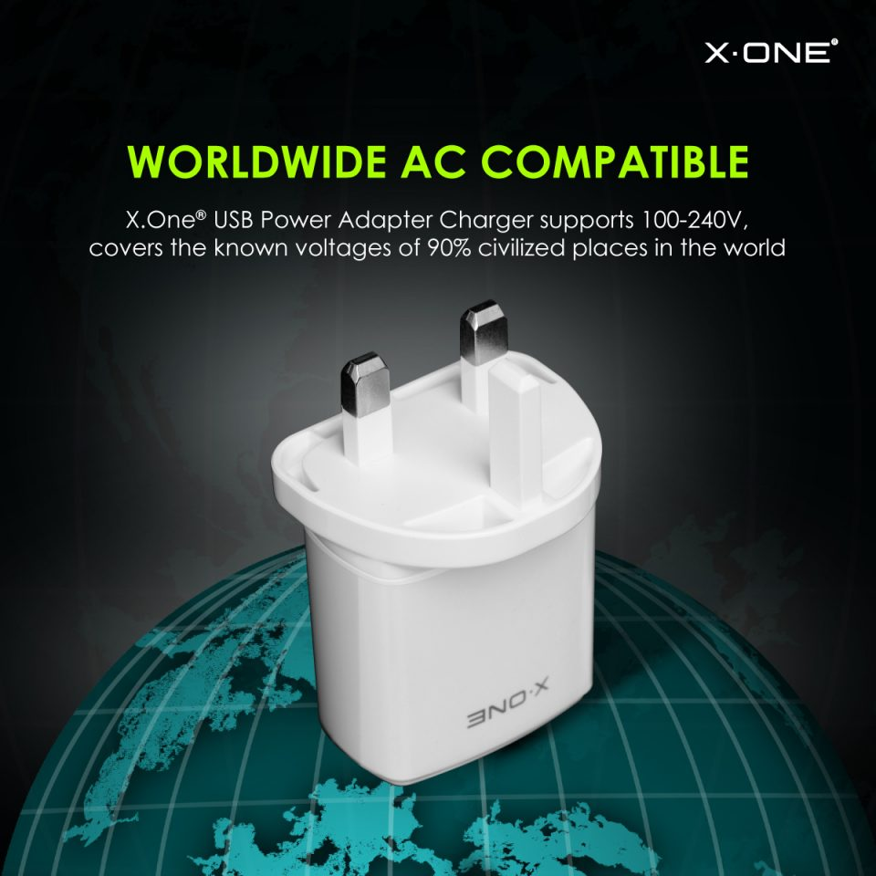 XONE-Travel-Charger-Britain-8