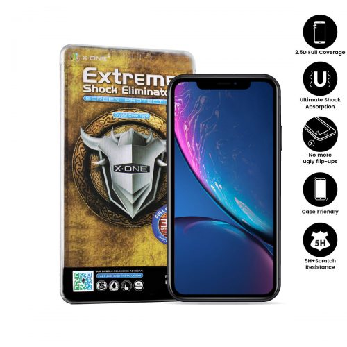 Extreme Full Screen iphone XR