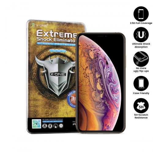 Extreme Full Screen iphone XS
