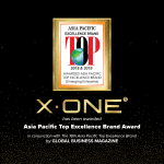 Asia pacific top excellence brand award - xoneasia
