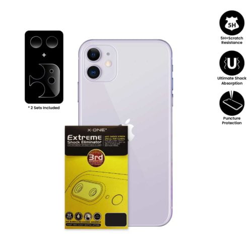Extreme camera protection iPhone 11