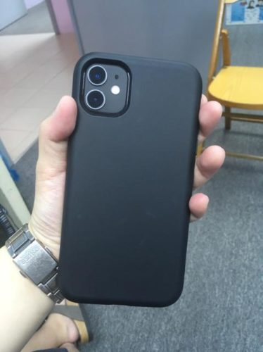 X.One® Shock Dominator Impact Protection Case for iPhone 11 photo review