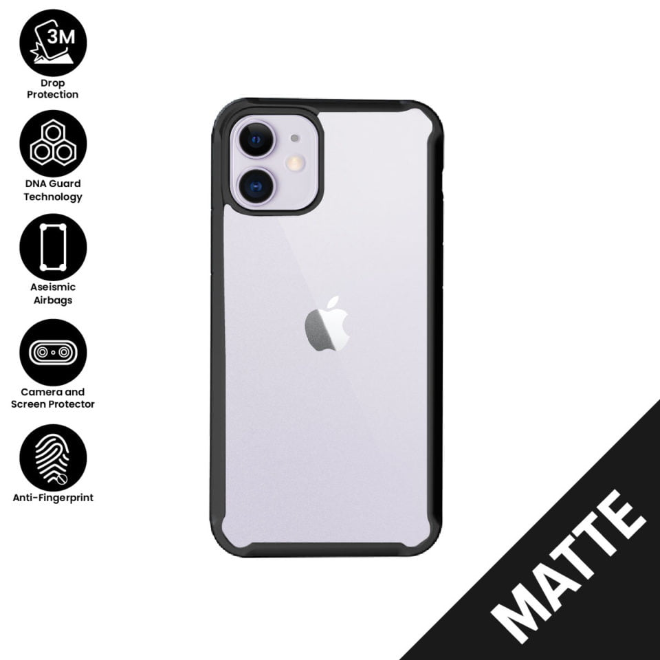 XONE Dropguard 2.0_iPhone 11 Matte