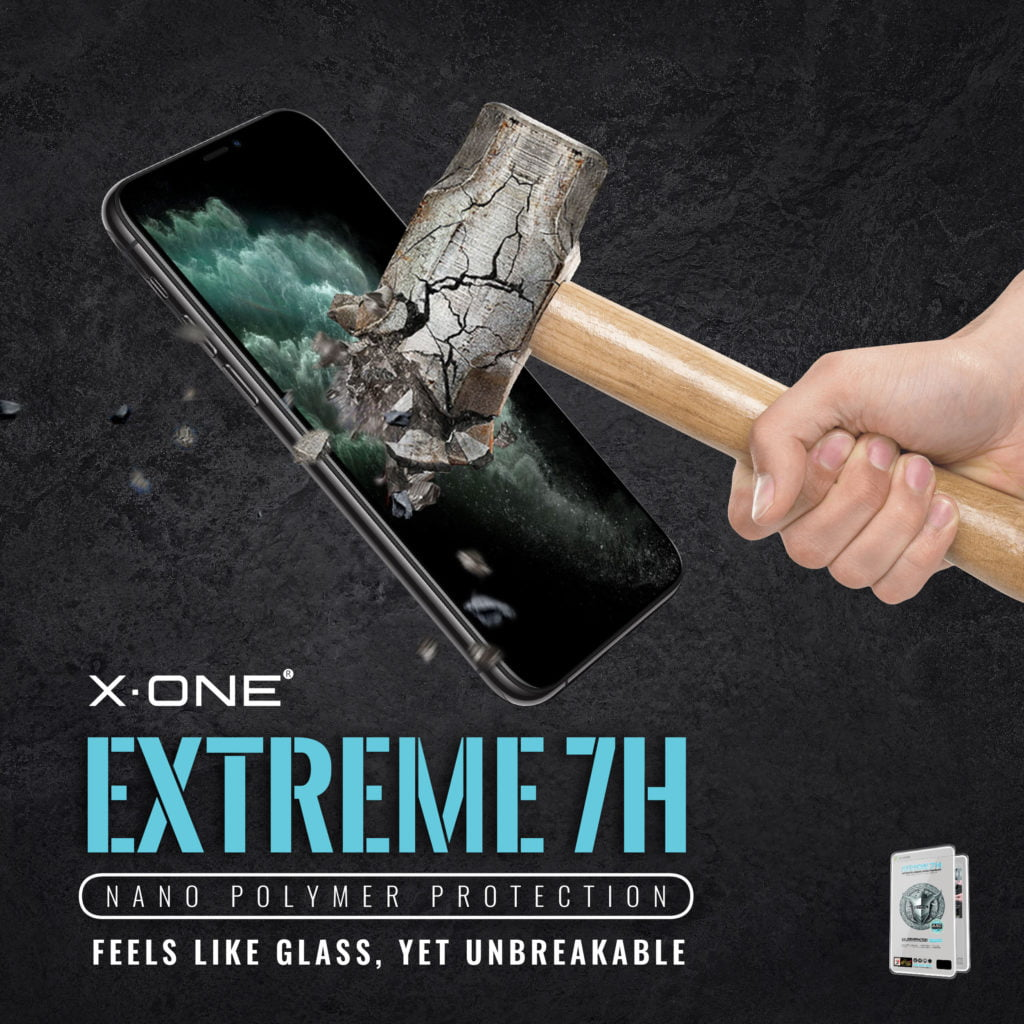 X.One® Extreme Shock Eliminator 7H (4th Generation)