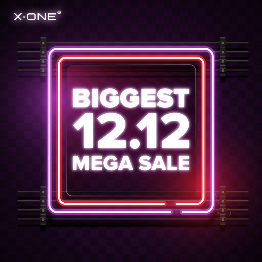X.One® Biggest 12.12 Mega Sale