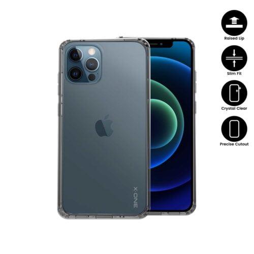 Dropguard Lite Liquid Defender iPhone 12 Pro Greyweb