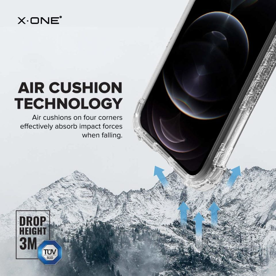 WEB-XONE-Dropguard-Pro-iPhone-12_Air-Cushion-Technology