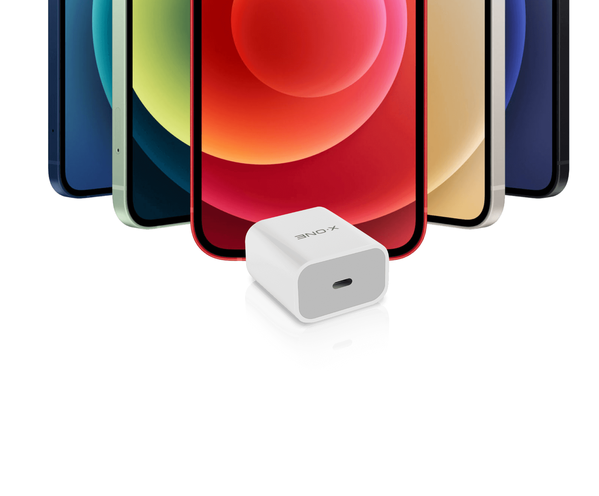 XONE Power Charger Solo - Our best charger for your new iPhone