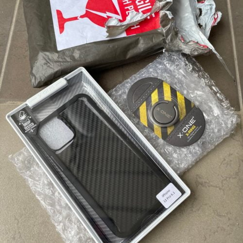 X.One® DropGuard 2.0+ Impact Protection Case for iPhone 12 Pro photo review