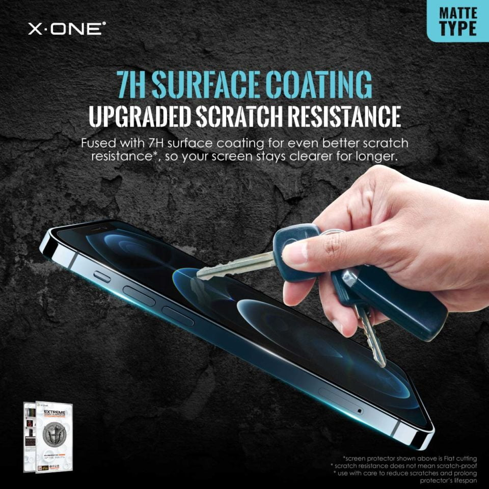 Extreme-7H-Matte-for-iPhone-12-(Flat)_7H-Surface-Coating