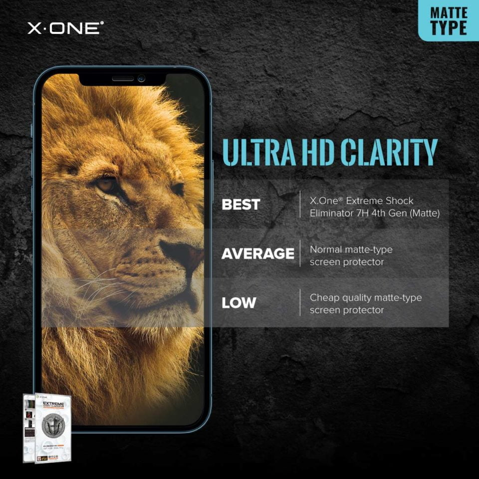 Extreme-7H-Matte-for-iPhone-12-(Flat)_Ultra-HD-Clarity