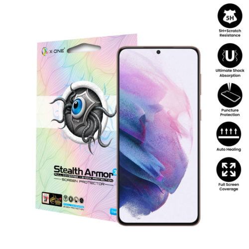 Stealth Armor phone models s21