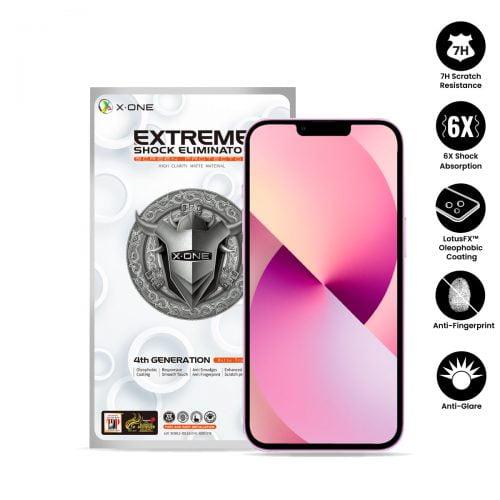 Extreme 7H Matte Non Full Screen iPhone 13 Mini