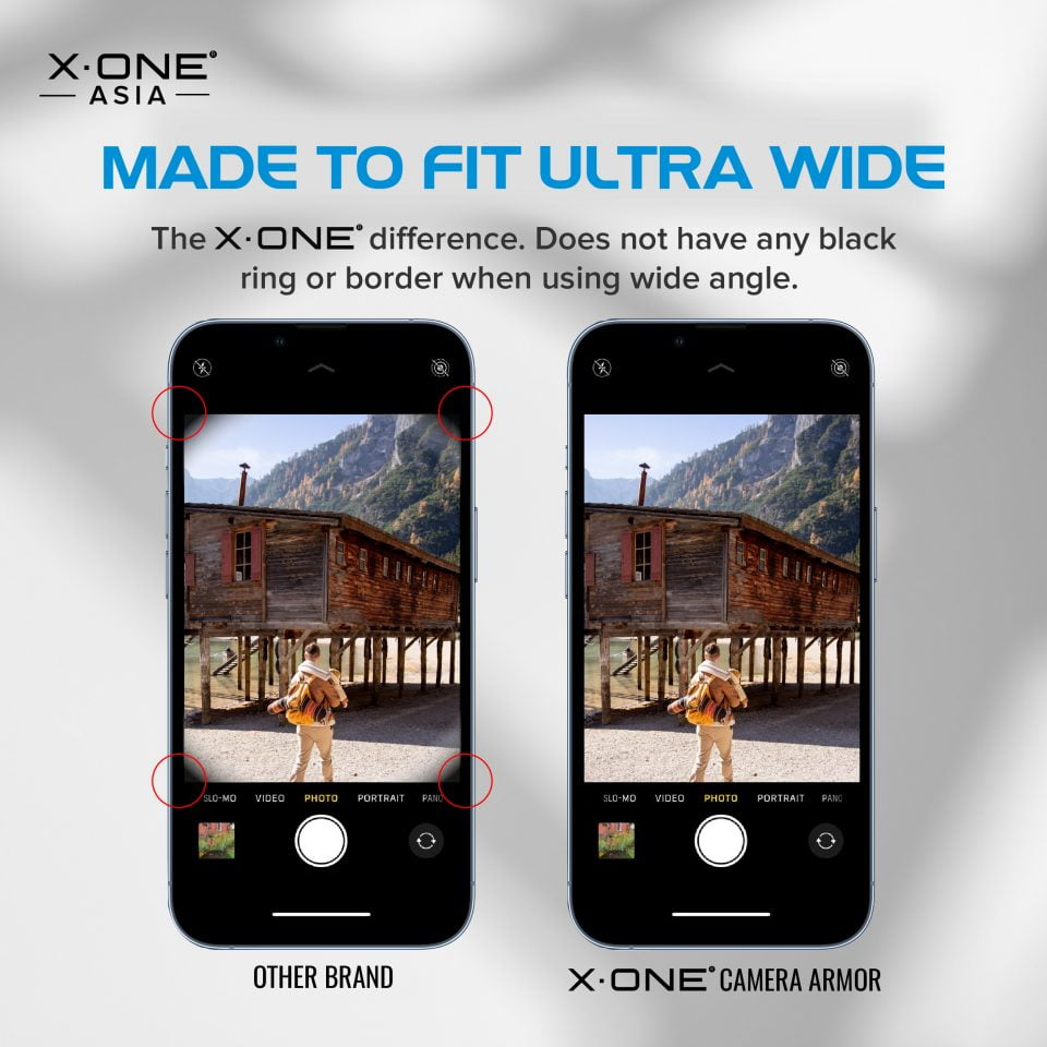 XONE ASIA FB Feature Graphics – Camera Armor for iPhone 13_Made To Fit Ultra Wide