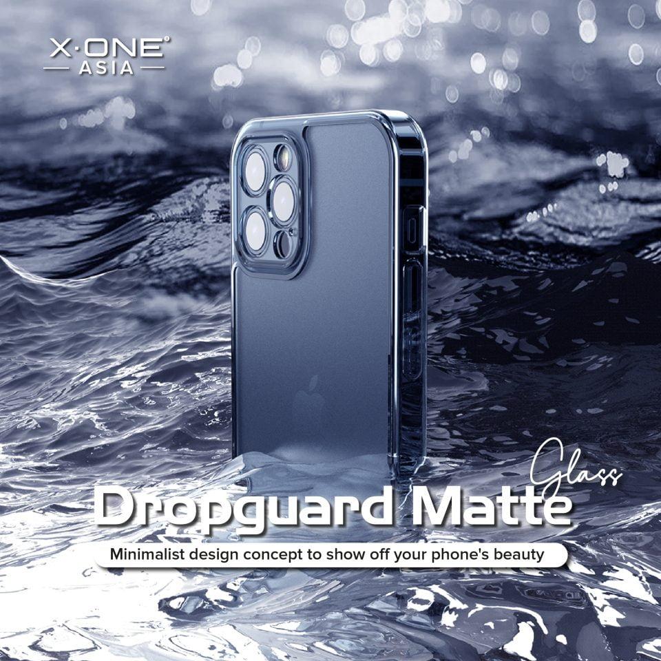 XONE ASIA Feature Graphic – Dropguard Matte Glass_Main Graphics
